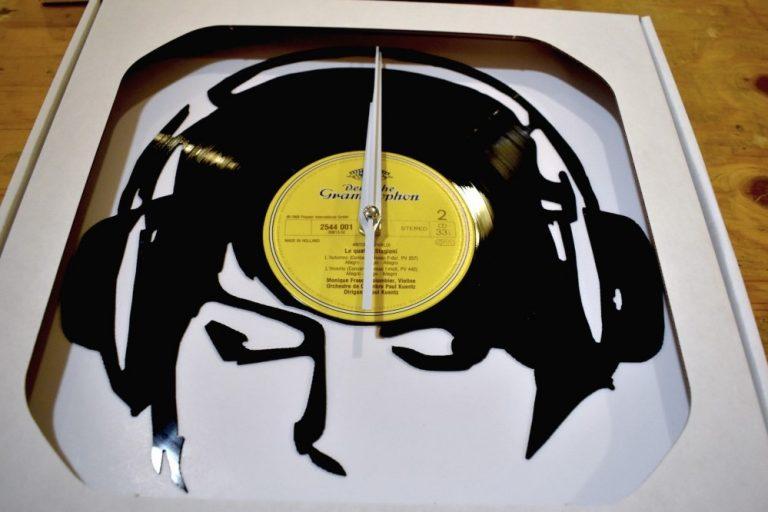 Lees meer over het artikel Vinyl klokken bij Diggers